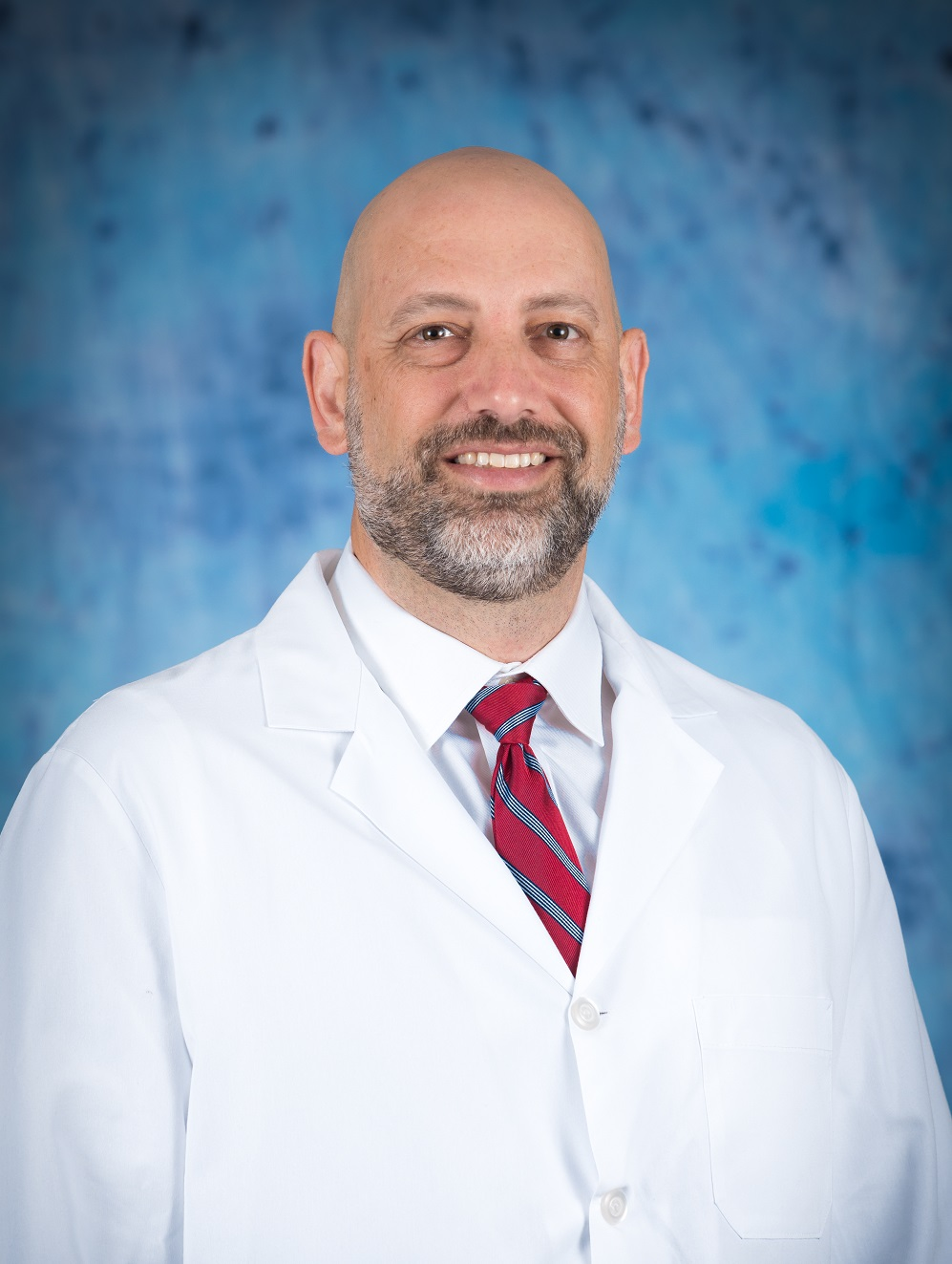 Daniel Cordas, MD of the orthopedic surgery team at Smoky Mountain Orthopedics.
